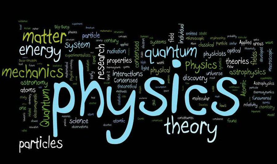 عالم فيزياء
