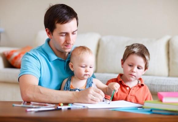 المعالم الرئيسية في تربية الأطفال