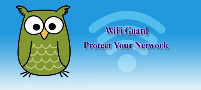 كيف تعرف المتصلين معك بنفس الشبكة باستخدام برنامج Wifi Guard 1