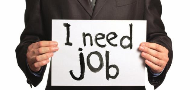 البطالة : تعرف على حلول القضاء على البطالة و إيجاد فرص عمل