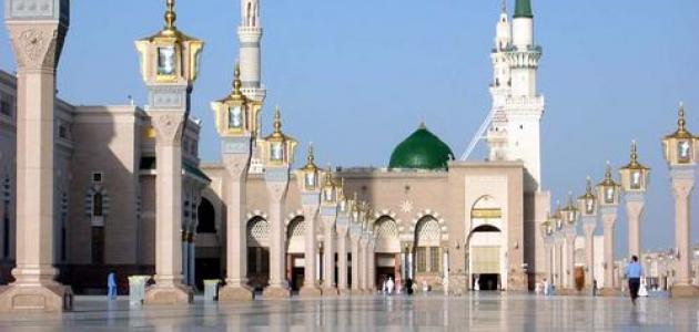 المساجد السبعة  بالمدينة المنورة
