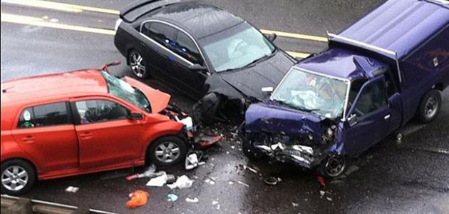 حوادث الطرق : تعرف على بعض الممارسات الخاطئة التى تؤدي الى حوادث الطرق