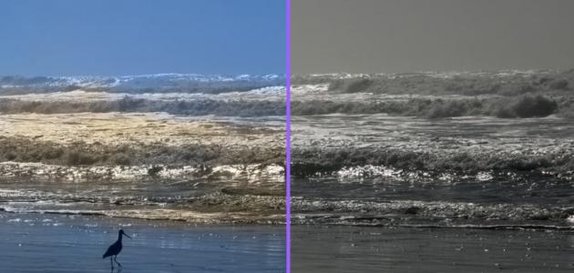 تحويل الصور من الأبيض و الأسود إلى صور بالألوان