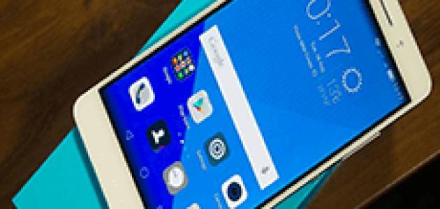 كيف تلتقط صور للشاشة في هاتف Honor 7