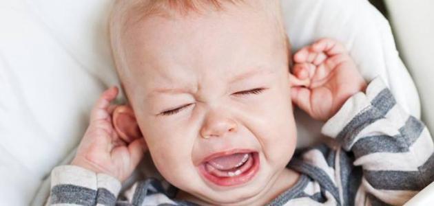 ما هى أسباب عدوى الأذن فى الأطفال ؟